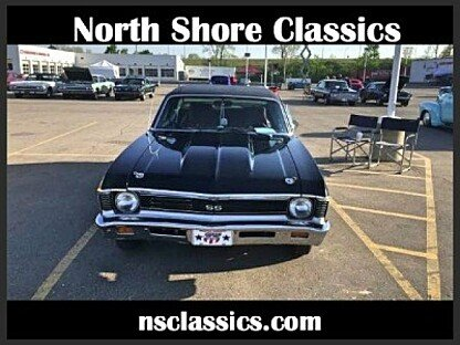 1968 Chevrolet Nova for sale 100814728