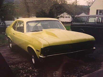 1968 Chevrolet Nova for sale 100837254