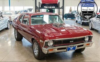 1968 Chevrolet Nova for sale 100877683