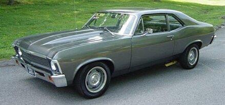 1968 Chevrolet Nova for sale 100987110