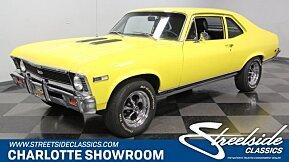 1968 Chevrolet Nova for sale 101003256