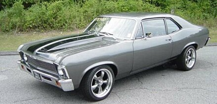 1968 Chevrolet Nova for sale 101025726