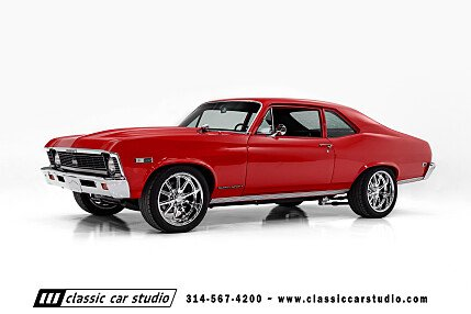 1968 Chevrolet Nova for sale 101031713