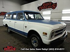 1968 Chevrolet Suburban for sale 100758948