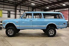 1968 Chevrolet Suburban for sale 100856711