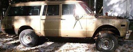 1968 Chevrolet Suburban for sale 100829014
