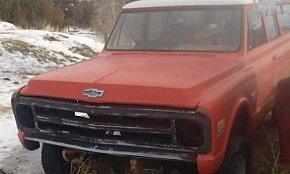 1968 Chevrolet Suburban for sale 100959510