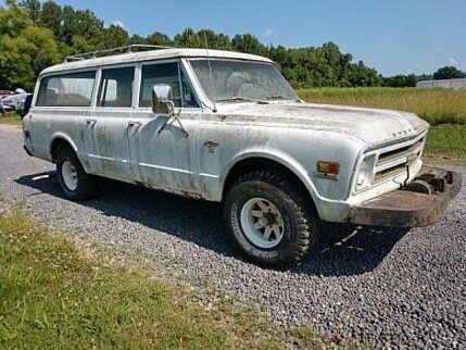1968 Chevrolet Suburban for sale 101003484
