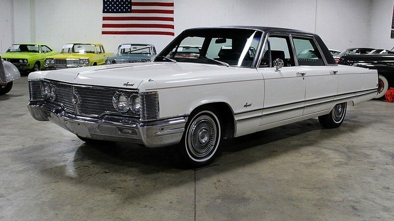 1968 Chrysler Imperial for sale 100929945