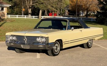 1968 Chrysler Imperial for sale 101045642
