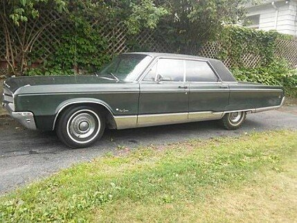 1968 Chrysler New Yorker for sale 100956626