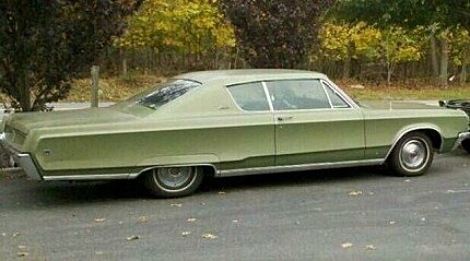 1968 Chrysler Newport for sale 100828578