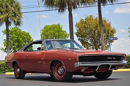 1968 Dodge Charger for sale 100720999