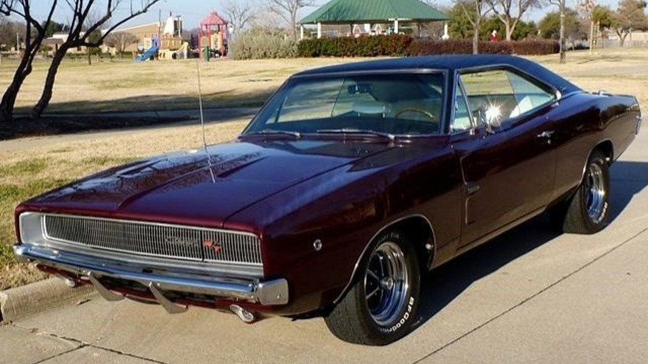 1968 Dodge Charger for sale near Arlington, Texas 76001 - Classics ...