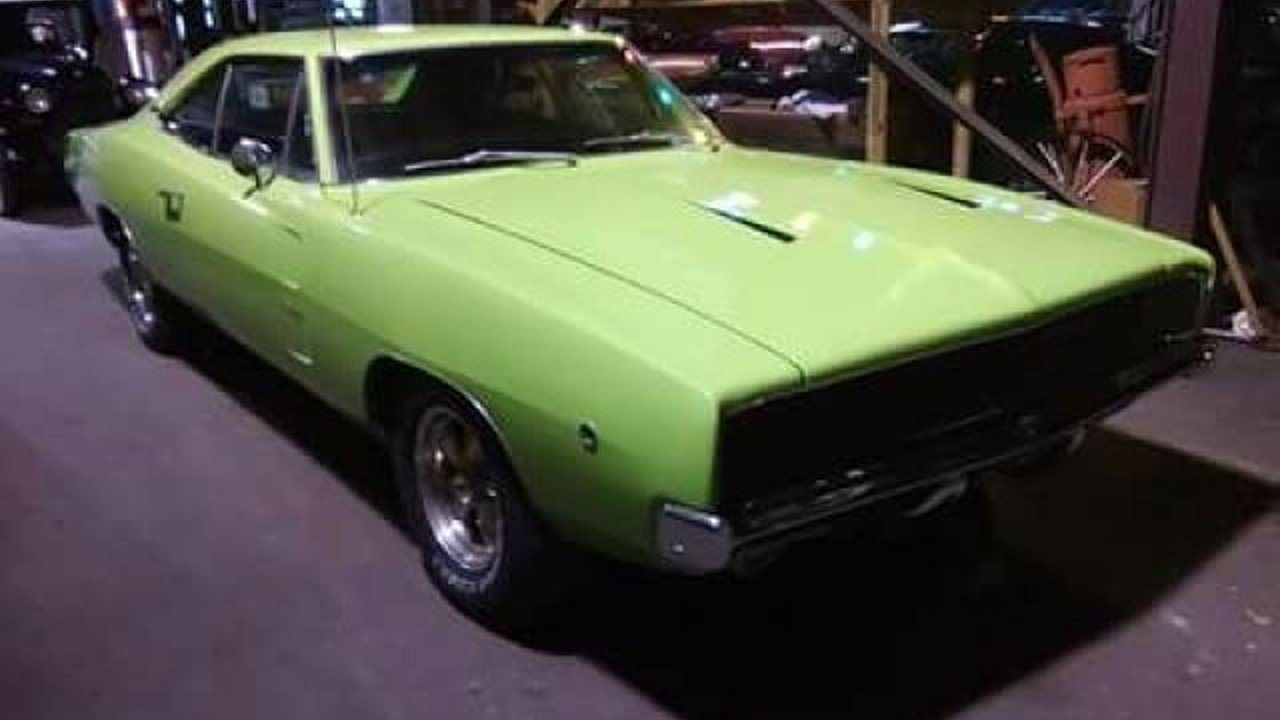 1968 Dodge Charger for sale 100944297