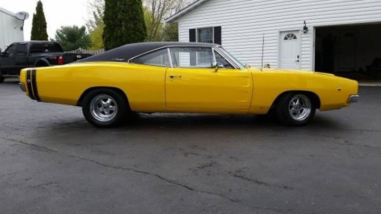 1968 Dodge Charger for sale 100945039