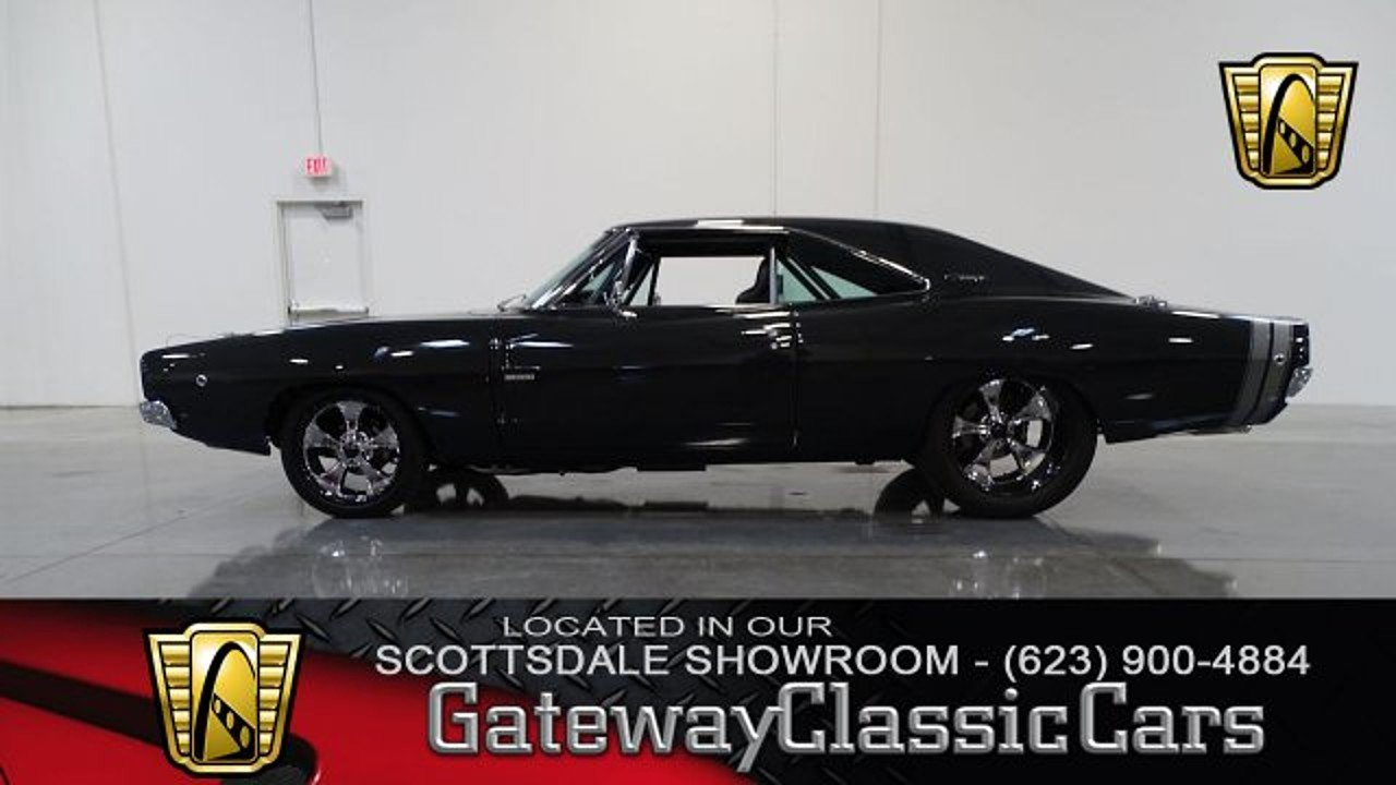 1968 Dodge Charger for sale 100949002