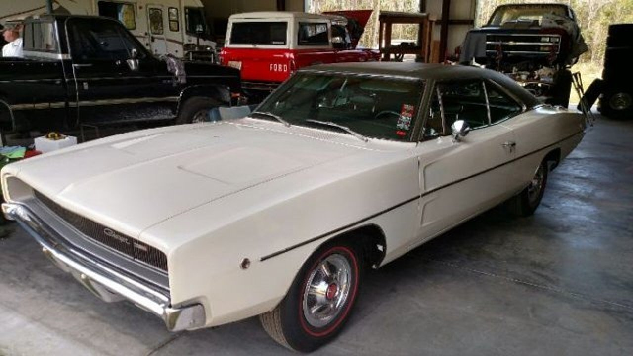 1968 Dodge Charger for sale near Cadillac, Michigan 49601 - Classics ...