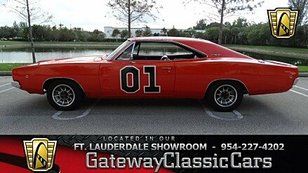 1968 Dodge Charger for sale 100921412