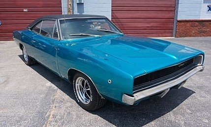 1968 Dodge Charger for sale 101000815