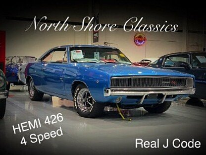 1968 Dodge Charger for sale 101009263