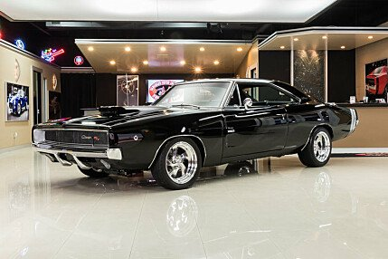 1968 Dodge Charger for sale 101024197