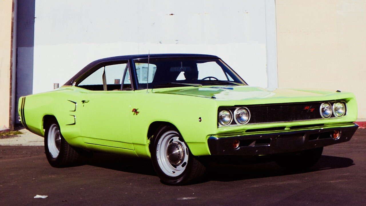 1968 Dodge Coronet for sale 101001234