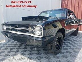 1968 Dodge Dart for sale 101010047