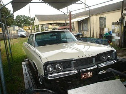 1968 Dodge Polara for sale 100828605