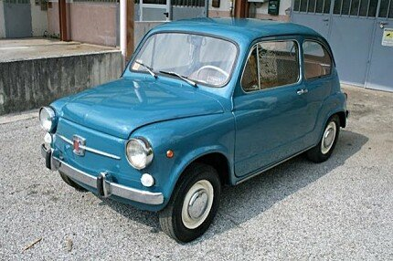1968 FIAT 600 for sale 100868571