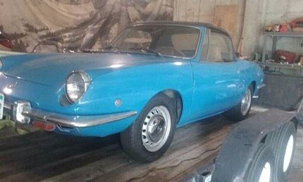 1968 FIAT Spider for sale 100803027