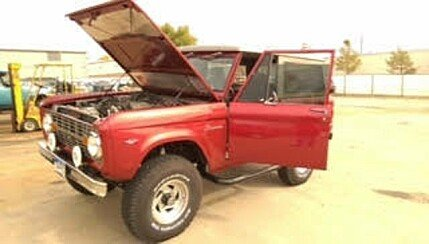 1968 Ford Bronco for sale 100722690