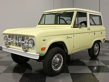 1968 Ford Bronco for sale 100760422