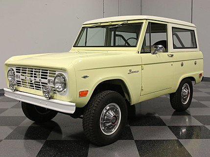 1968 Ford Bronco for sale 100763355