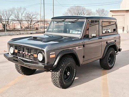 1968 Ford Bronco for sale 100769627