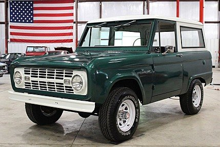 1968 Ford Bronco for sale 100867542