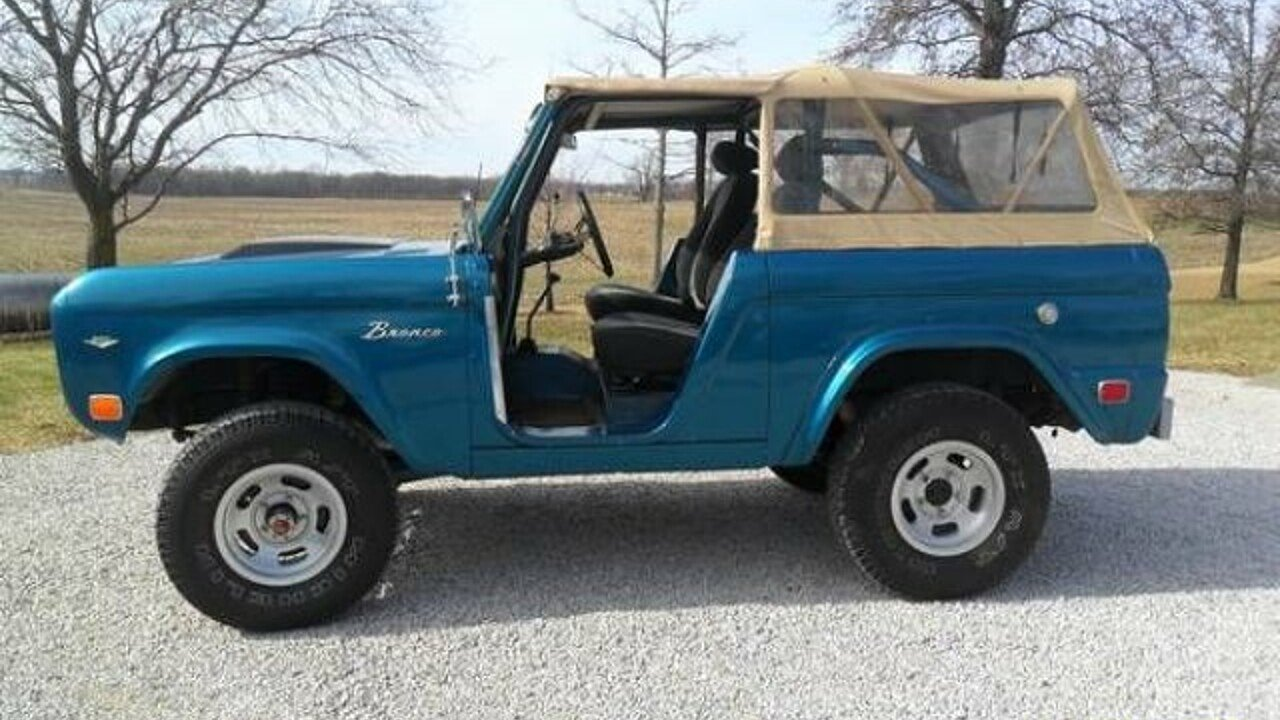 1968 Ford Bronco for sale 100979374