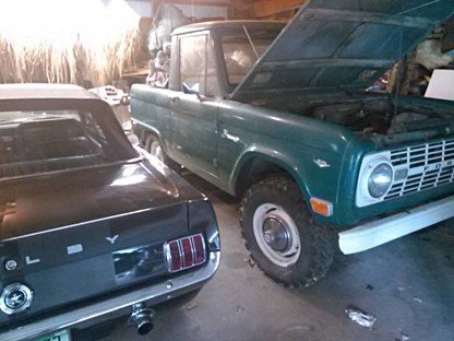 1968 Ford Bronco for sale 100943314