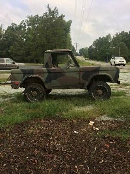 1968 Ford Bronco for sale 100828716