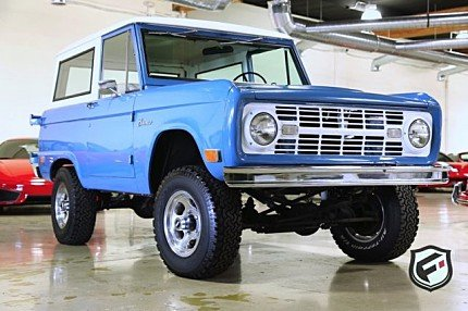 1968 Ford Bronco for sale 100849231