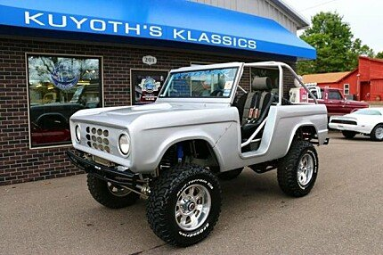 1968 Ford Bronco For Sale 100912986