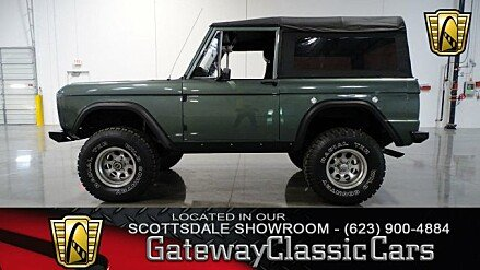 1968 Ford Bronco for sale 100922288