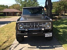 1968 Ford Bronco for sale 100957910