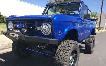 1968 Ford Bronco for sale 100967710