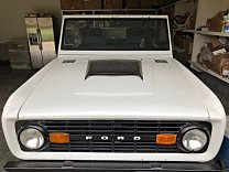 1968 Ford Bronco for sale 100974316