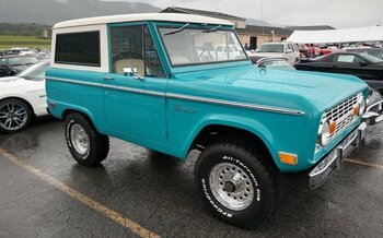 1968 Ford Bronco for sale 101009577