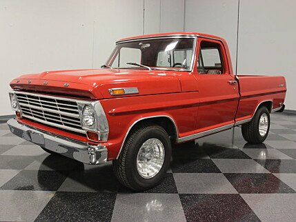1968 Ford F100 for sale 100760439