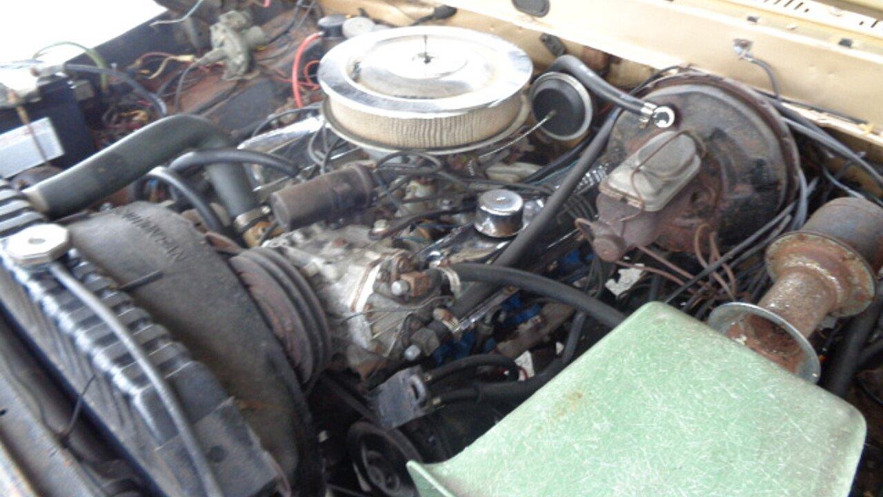 1968 Ford F100 For Sale Near Staunton Illinois 62088 Classics On Engine 100927355