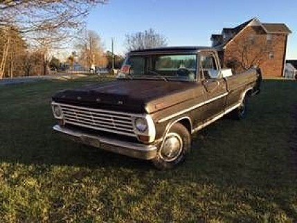 1968 Ford F100 for sale 100828443
