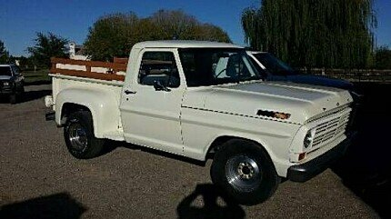 1968 Ford F100 for sale 100828748